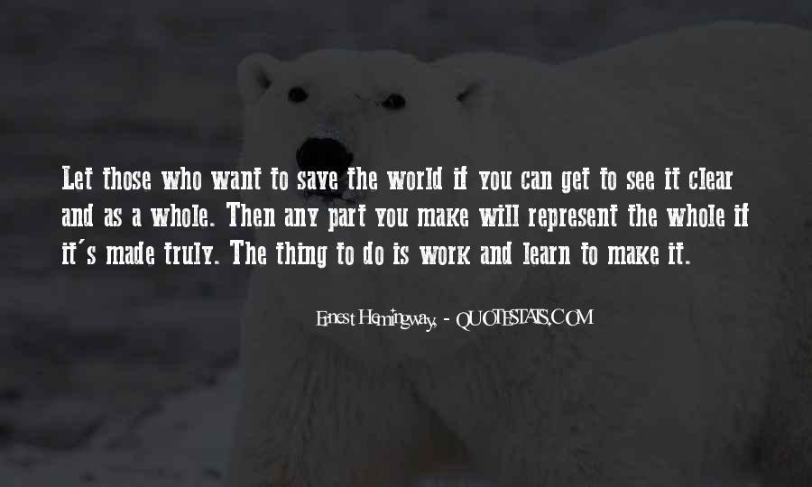 Inspirational Life Work Quotes #301837