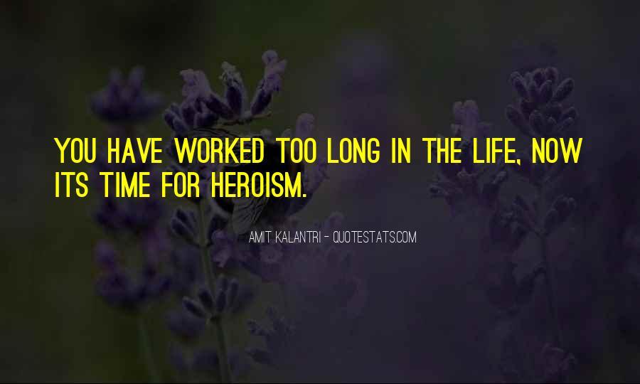 Inspirational Life Work Quotes #312176