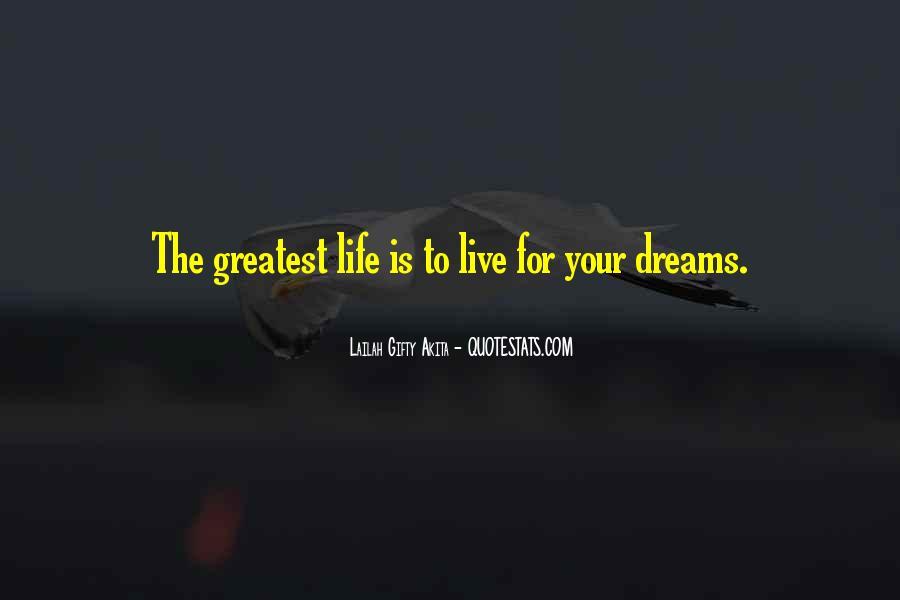 Inspirational Life Work Quotes #31656