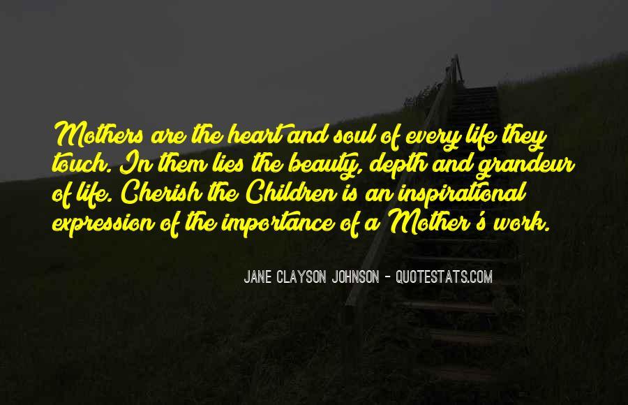 Inspirational Life Work Quotes #354514