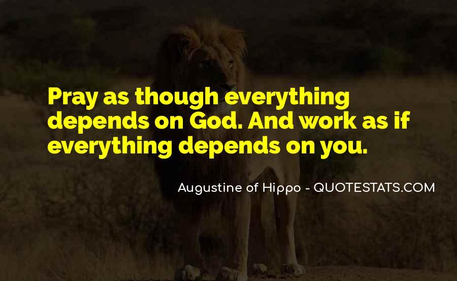 Inspirational Life Work Quotes #408876