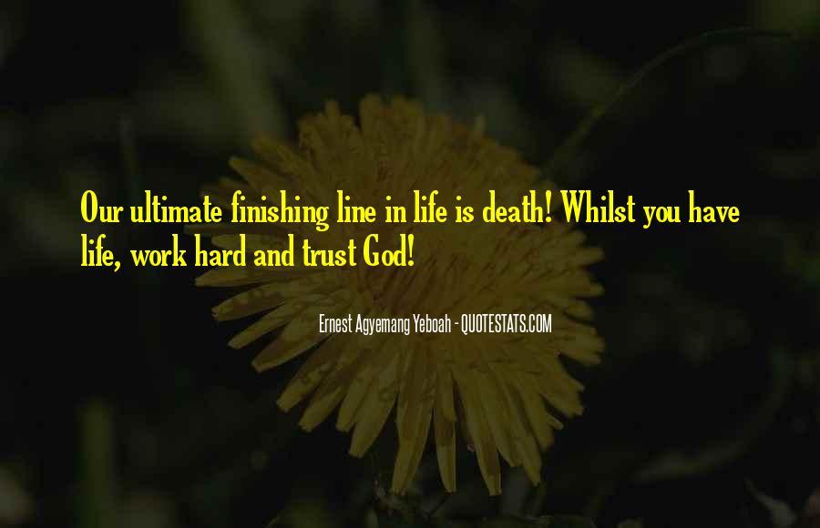 Inspirational Life Work Quotes #546826