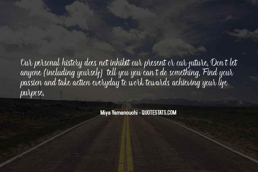 Inspirational Life Work Quotes #64647
