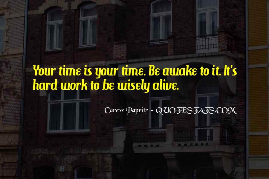 Inspirational Life Work Quotes #700950