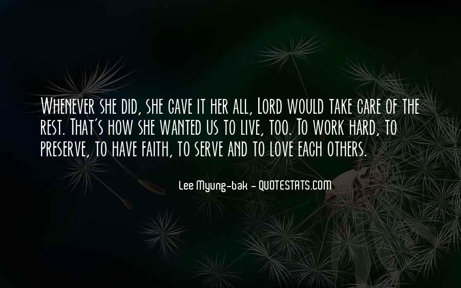 Inspirational Life Work Quotes #720507