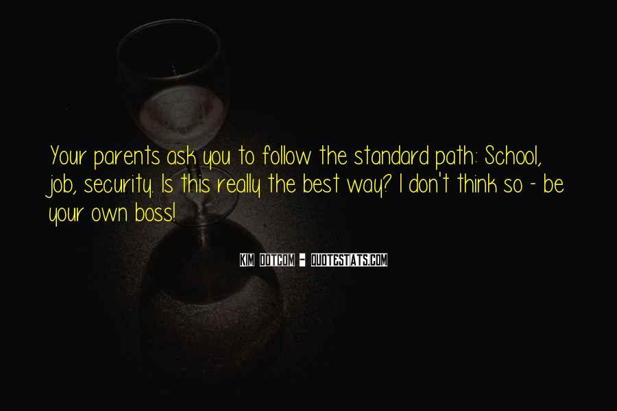 Inspirational School Quotes #1254390