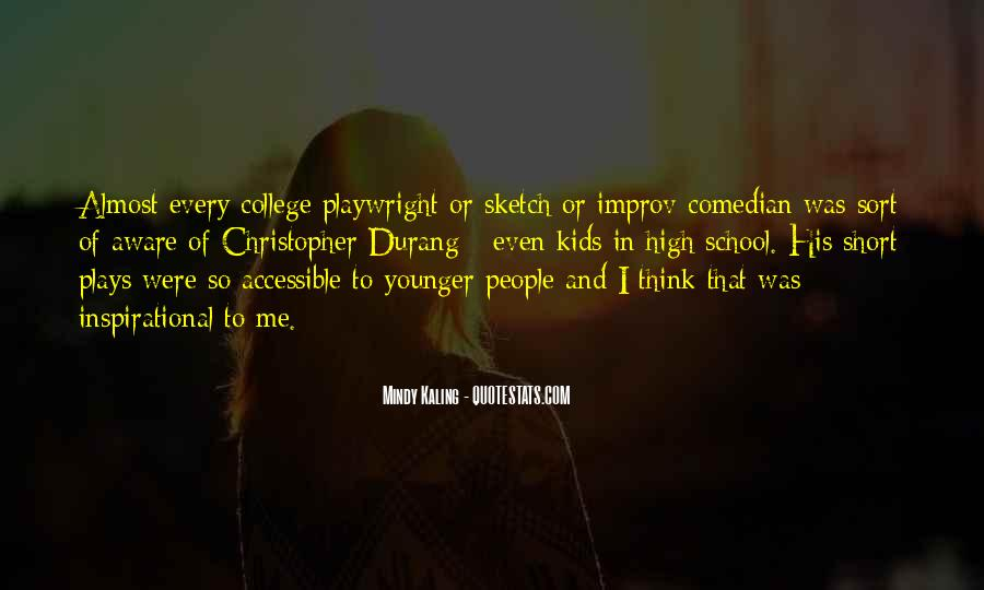 Inspirational School Quotes #1394928