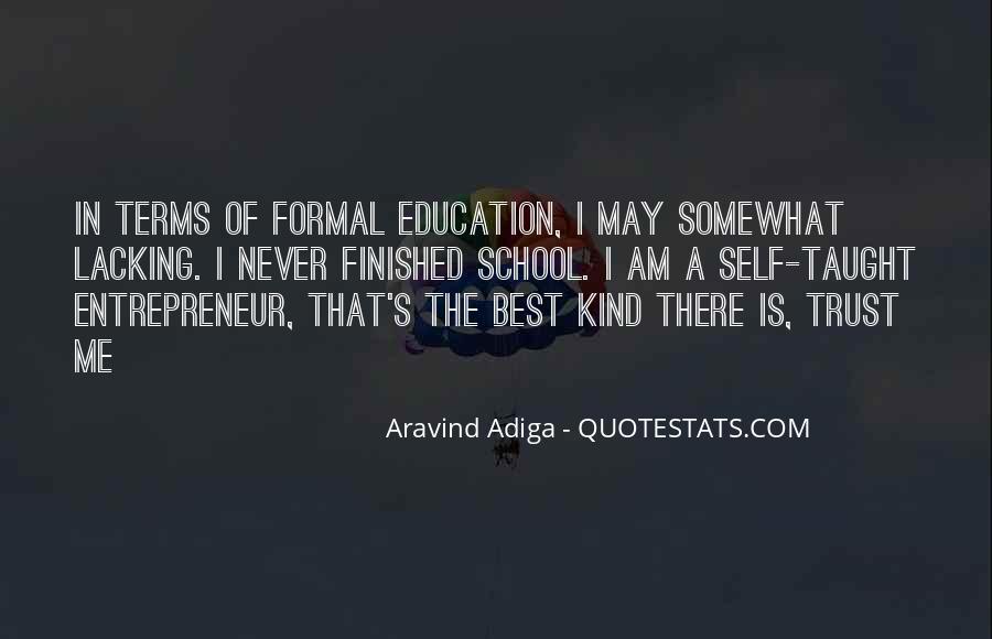 Inspirational School Quotes #1412005