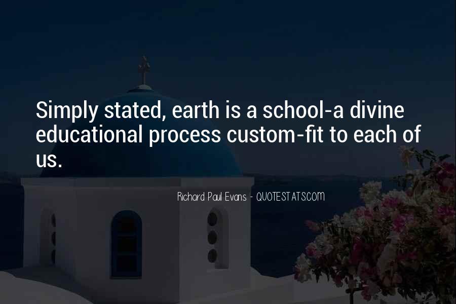 Inspirational School Quotes #15275