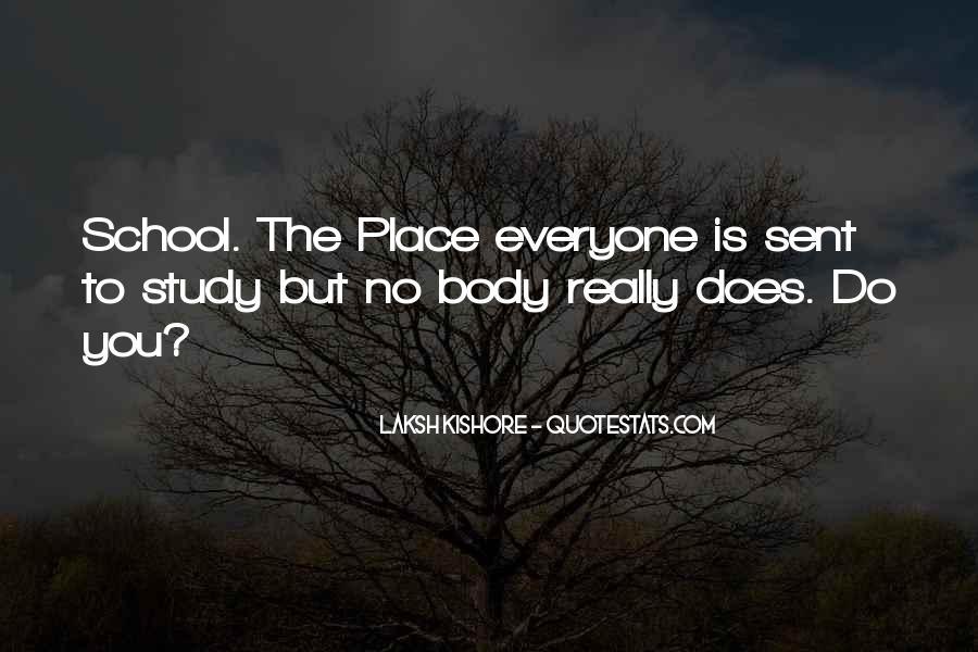 Inspirational School Quotes #1560321