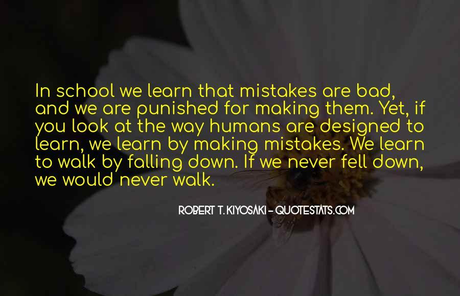 Inspirational School Quotes #1626546