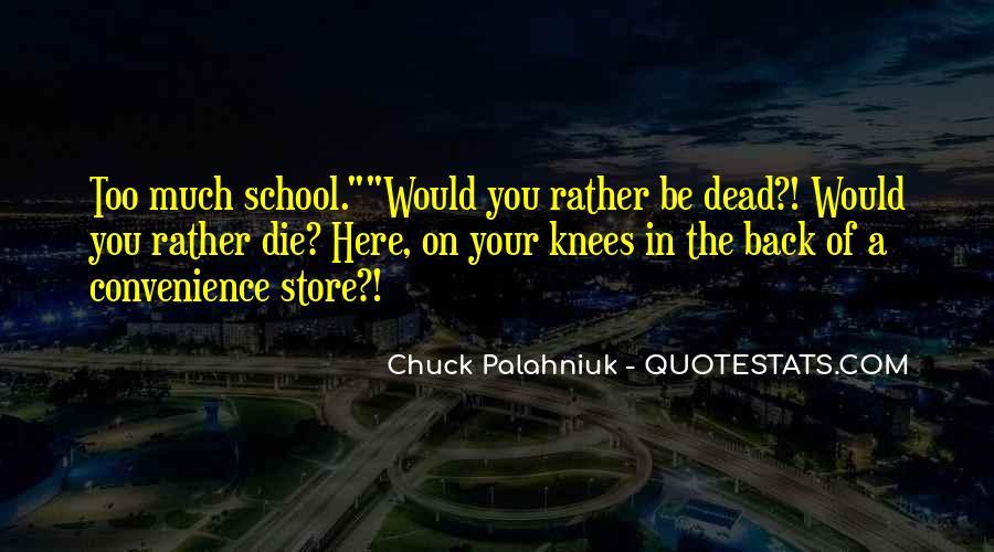 Inspirational School Quotes #1746628