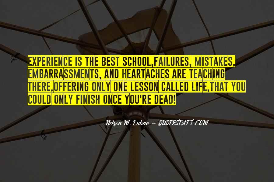 Inspirational School Quotes #1782838