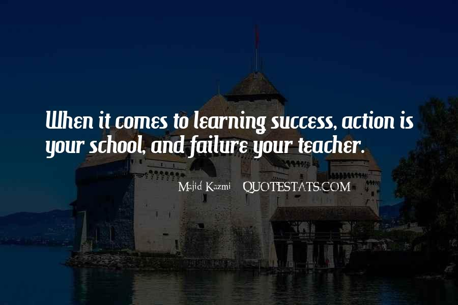 Inspirational School Quotes #353459