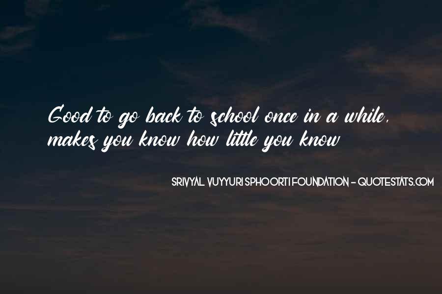 Inspirational School Quotes #571485