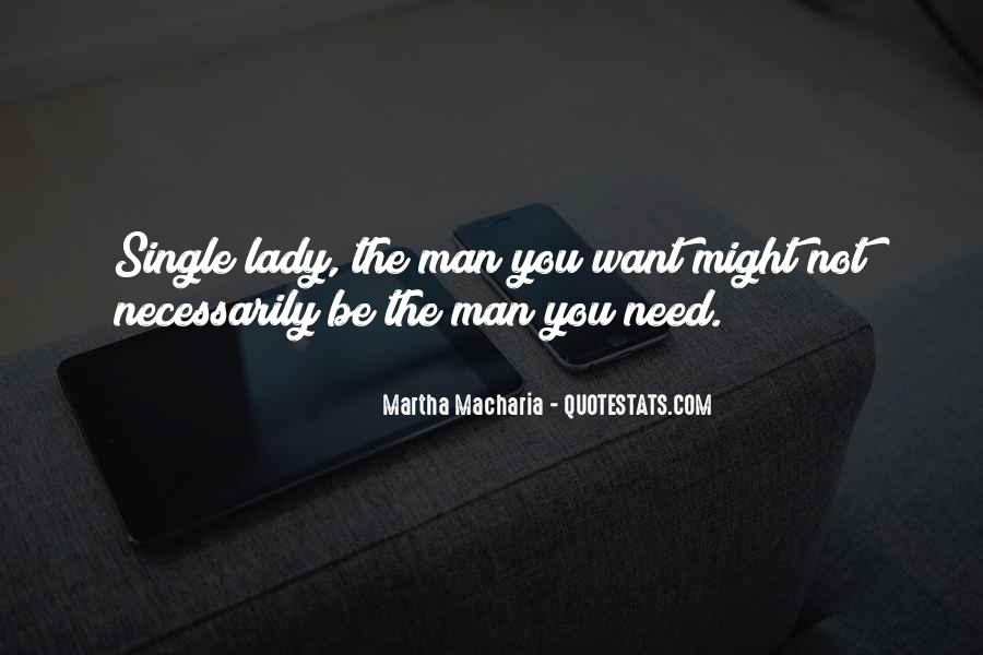 Inspirational Single Lady Quotes #536847