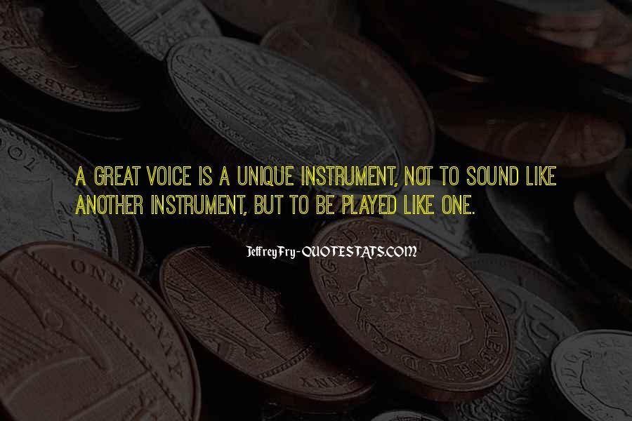 Instrument Quotes #19005