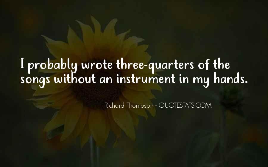 Instrument Quotes #56868