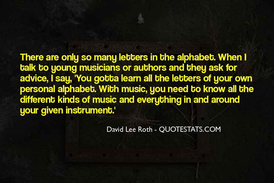 Instrument Quotes #62243