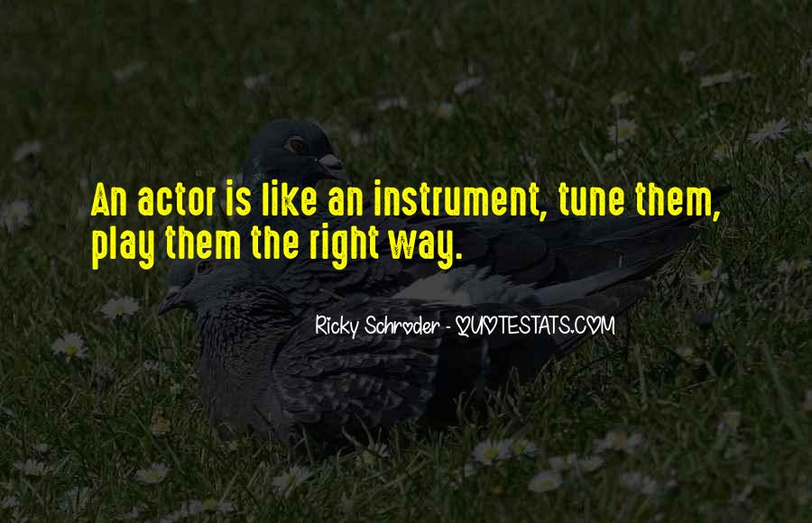 Instrument Quotes #63679