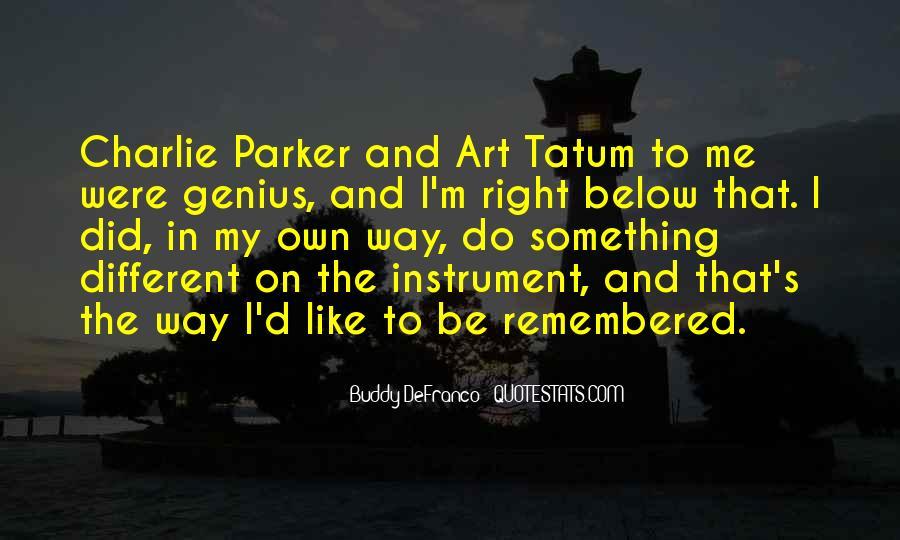 Instrument Quotes #84755