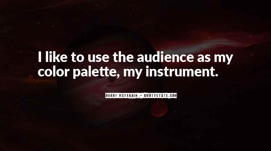 Instrument Quotes #87598