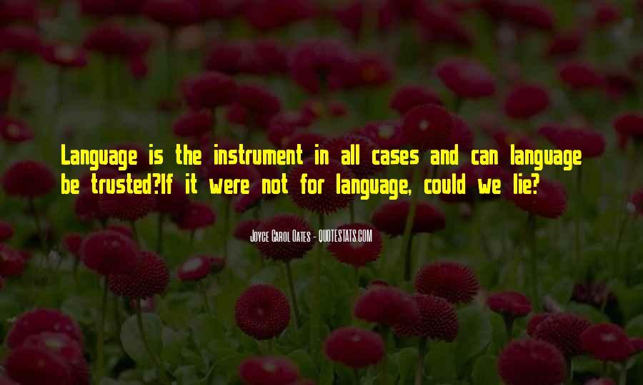 Instrument Quotes #90107