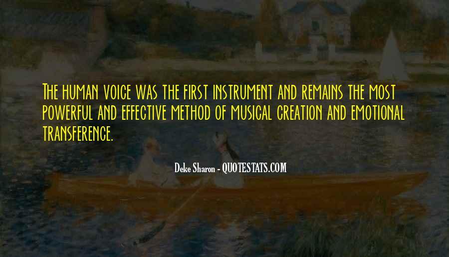 Instrument Quotes #94073