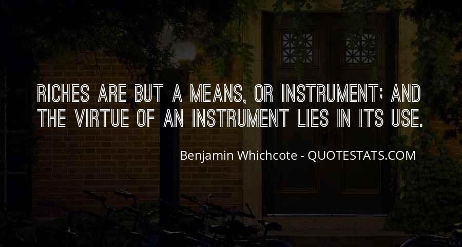 Instrument Quotes #98810