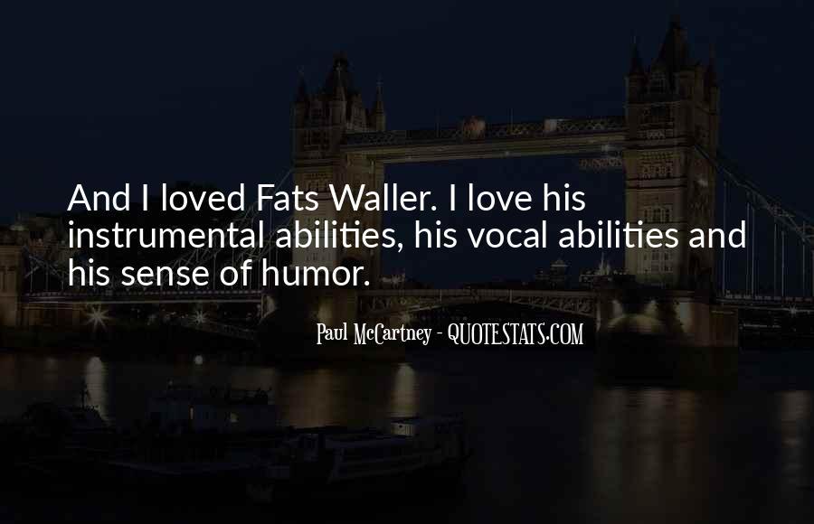 Instrumental Love Quotes #1340638