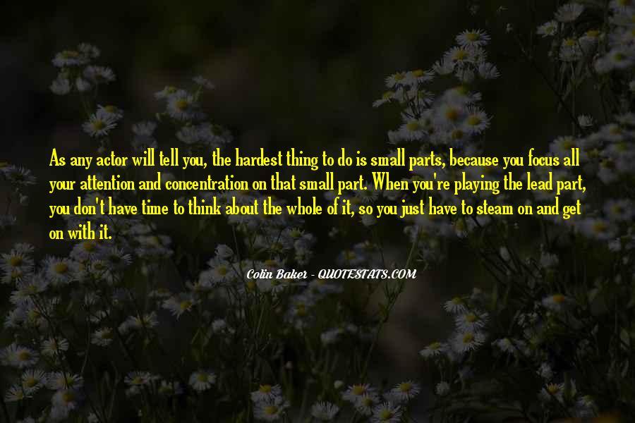 Instrumental Love Quotes #895245