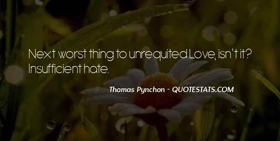 Insufficient Love Quotes #872968