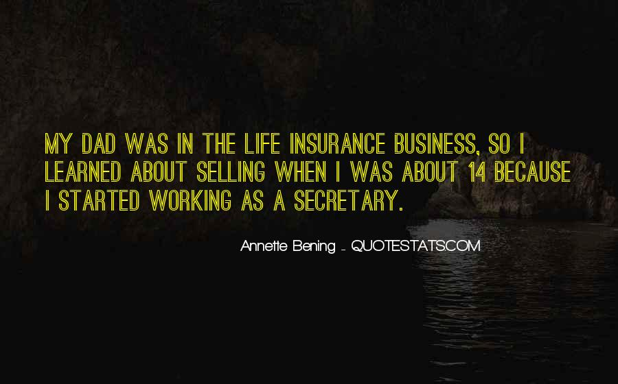 Insurance For Business Quotes #1360852