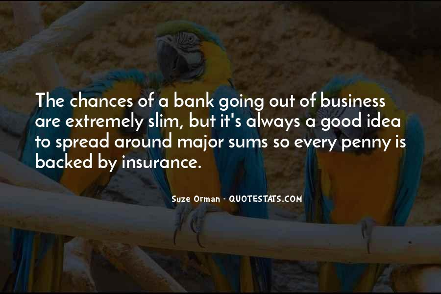 Insurance For Business Quotes #1416721