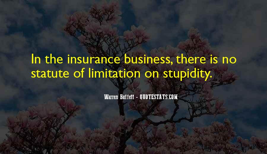 Insurance For Business Quotes #215510