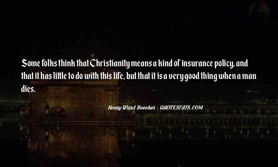 Insurance Policy Quotes #1017619