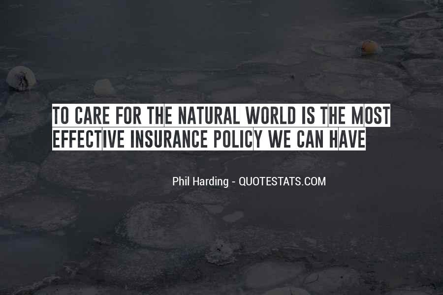 Insurance Policy Quotes #1049011