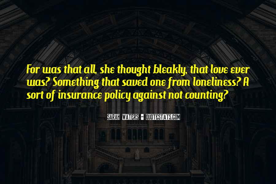 Insurance Policy Quotes #1366584