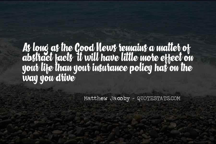 Insurance Policy Quotes #1412723