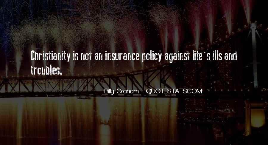 Insurance Policy Quotes #1572747