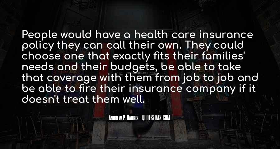 Insurance Policy Quotes #1716713