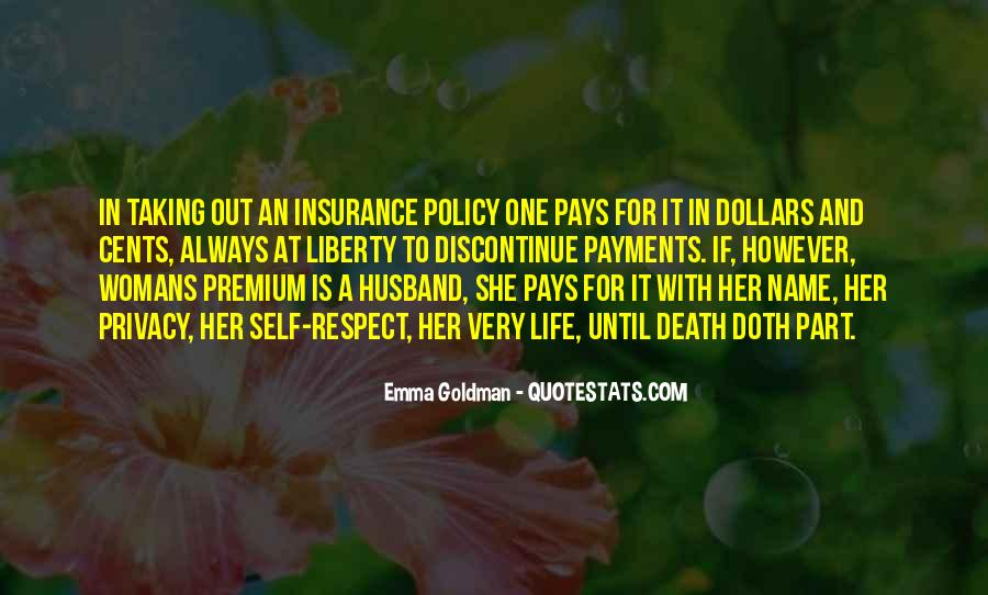 Insurance Policy Quotes #1790748
