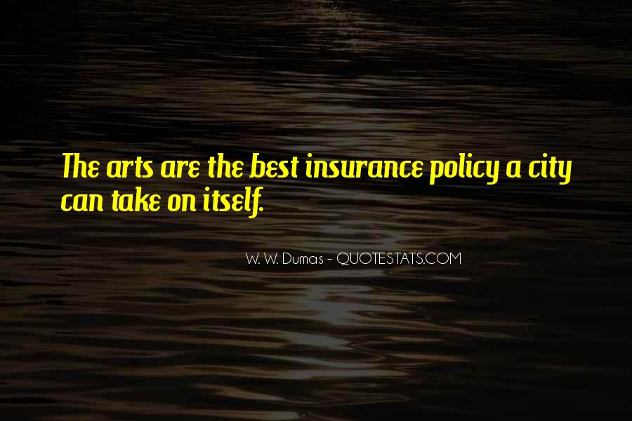 Insurance Policy Quotes #1830230