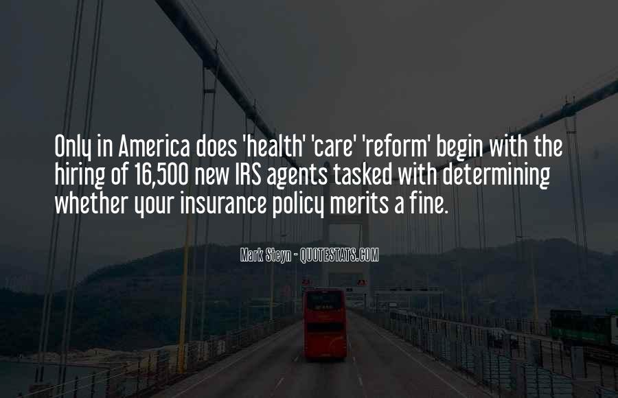 Insurance Policy Quotes #365713