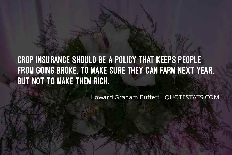 Insurance Policy Quotes #509111