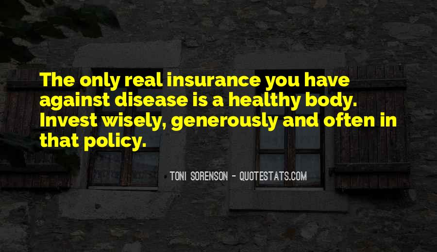 Insurance Policy Quotes #700232