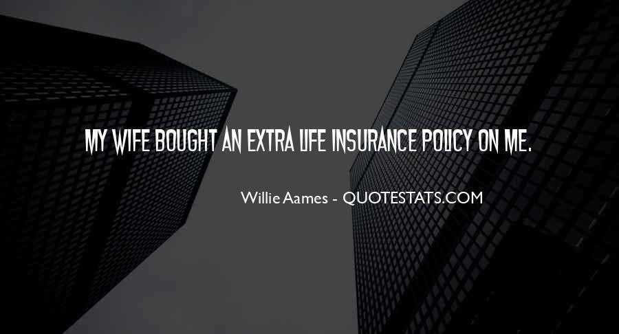 Insurance Policy Quotes #997375