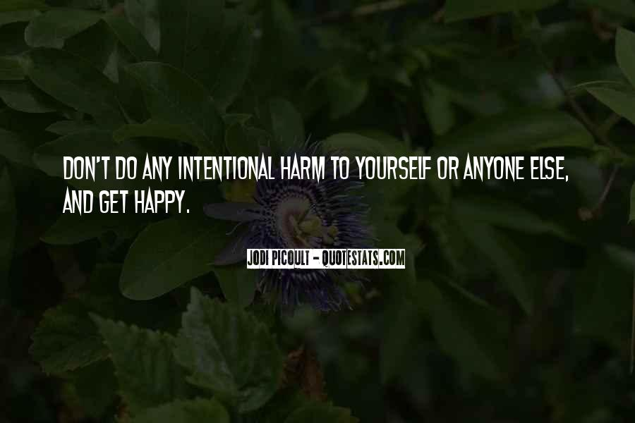 Intentional Quotes #172327