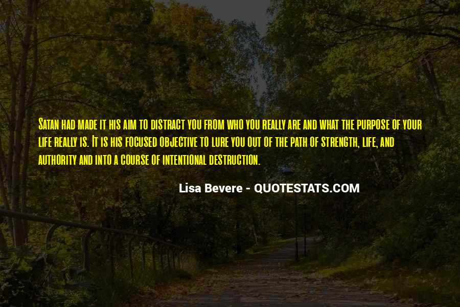 Intentional Quotes #330400