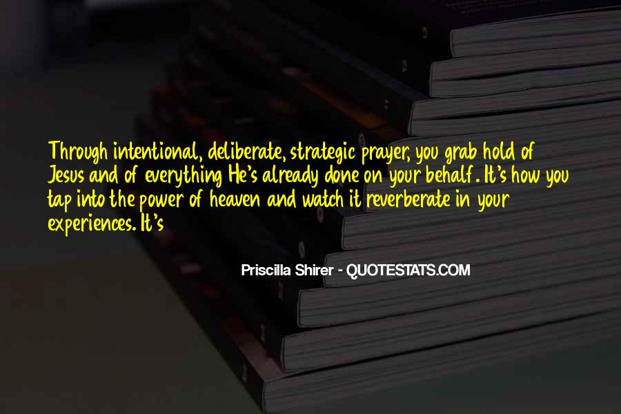 Intentional Quotes #571308